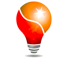Lightbulb Sun Alternative Logo